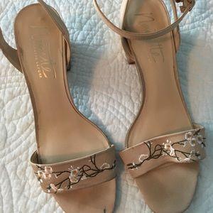 Nanette Lepore Ankle Strap Heels